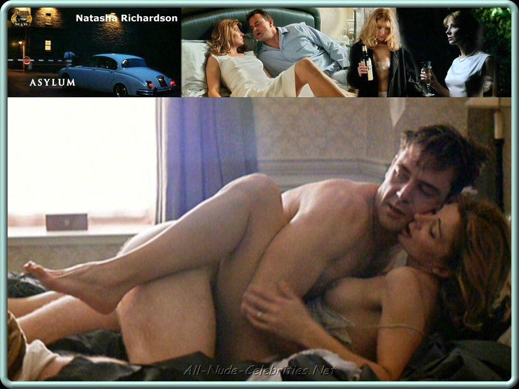 Natasha richardson nude