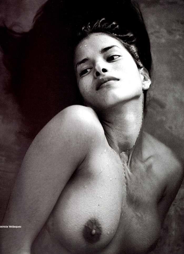 Nude photos of patricia velasquez