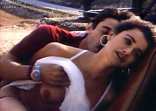 Seven free nude clip of penelope cruz love