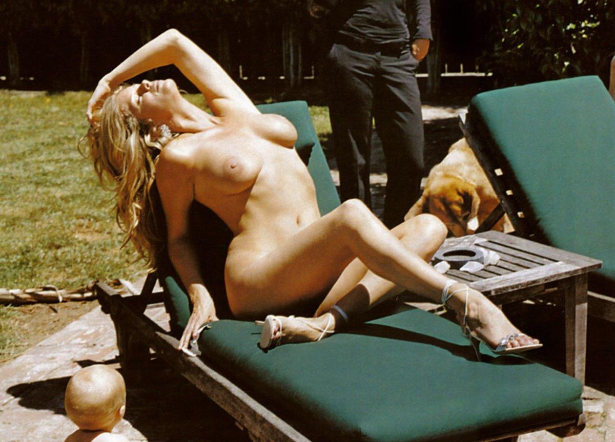 Stacy burke has her nipples teased in bondage 6