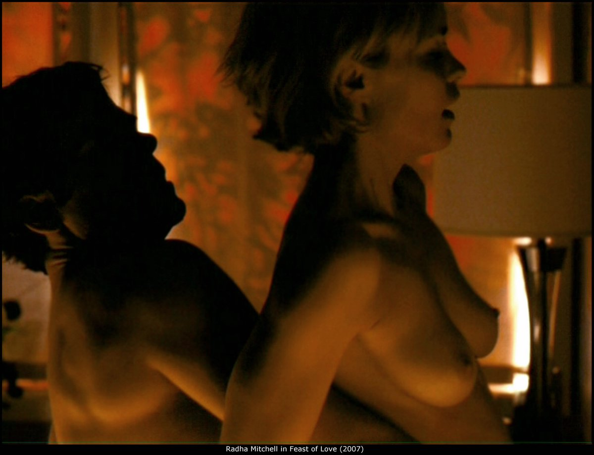 from Lorenzo nude pictures of radha mitchell