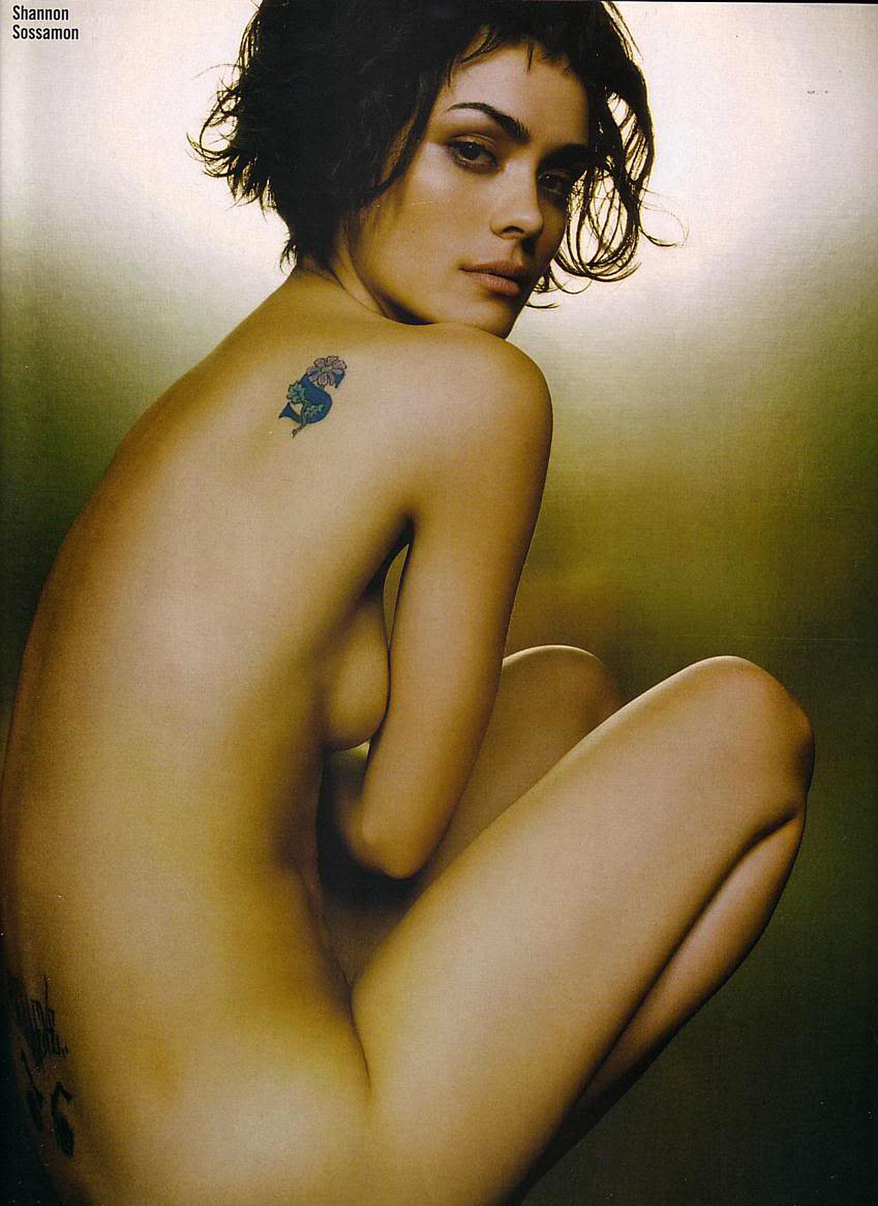 shannyn sossamon naked
