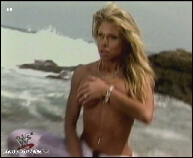 Pics nude Terri runnels free