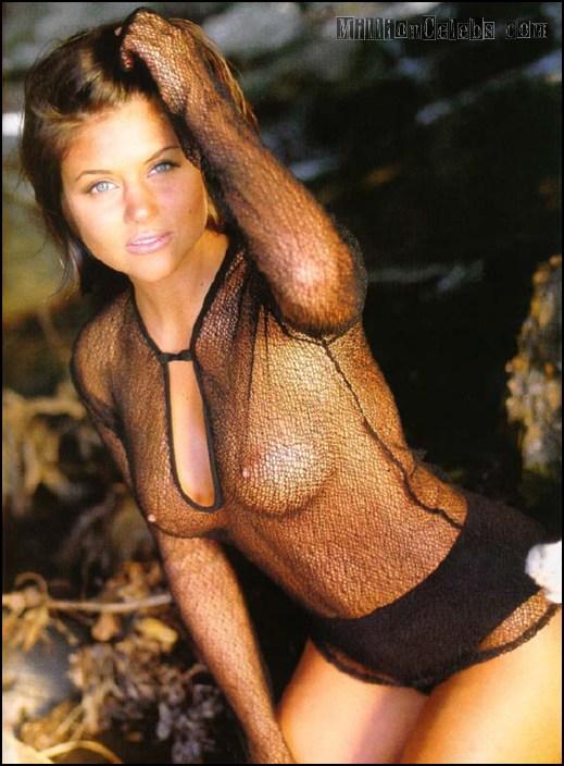 Amber Tiffany Thiessen Nude