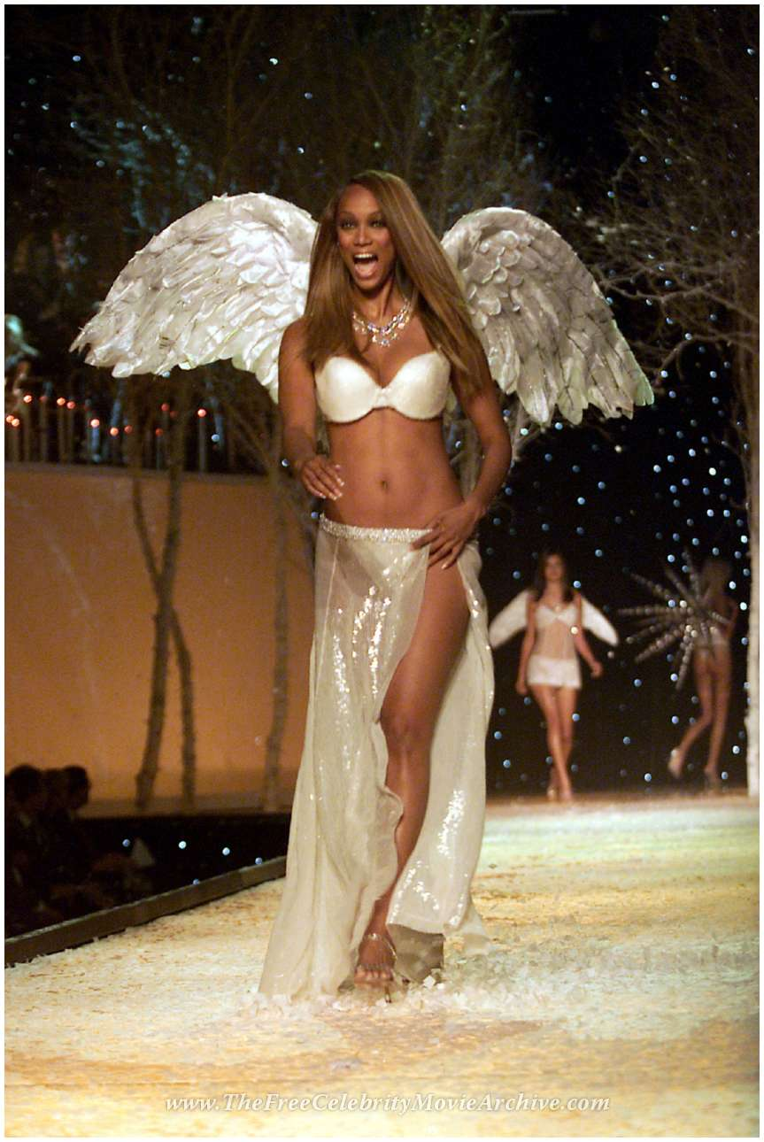 tyra banks 28020 ... appeared on the Sports Illustrated Swimsuit Issue cover with Tyra Banks, ...