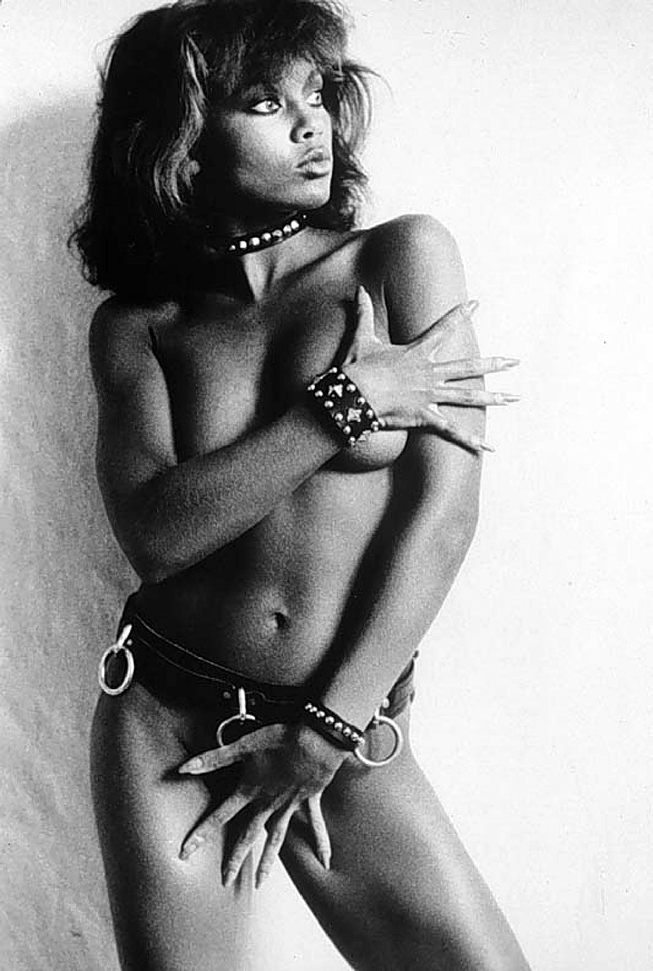 Vanessa Williams Playboy Naked
