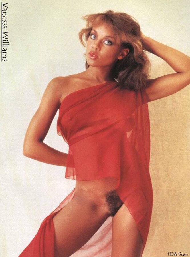 Vanessa Williams Nude In Penthouse - Peeperz