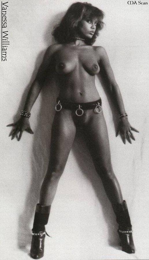 Vanessa williams nude photos