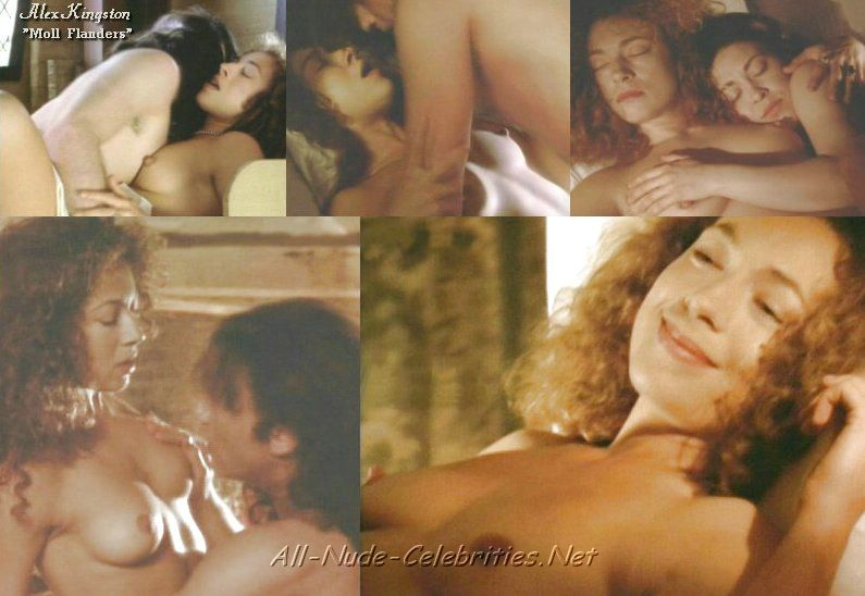 Alex kingston naked from the