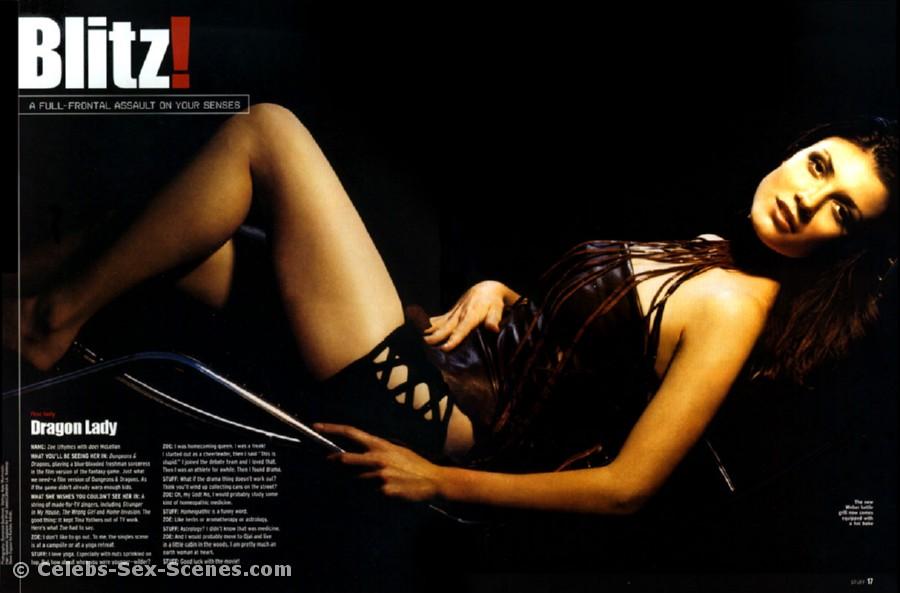Zoe Mclellan Naked 54