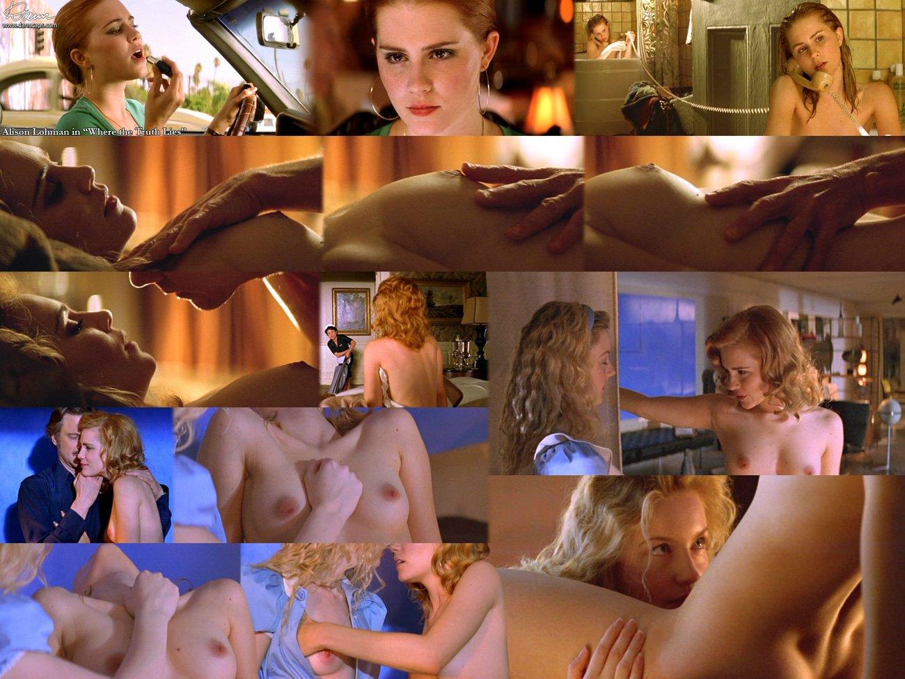 Alison lohman nude pictures