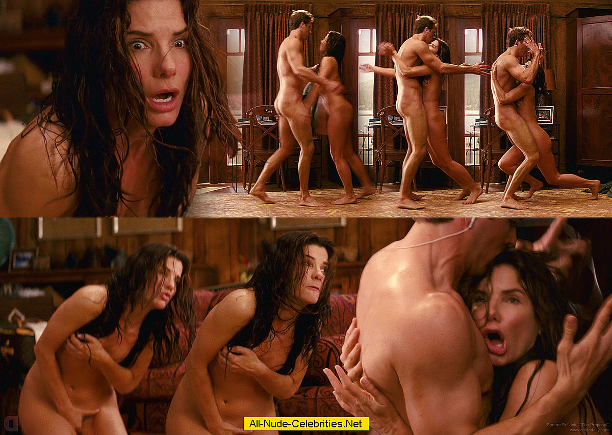 Naked sex with sandra bullock porno pictures