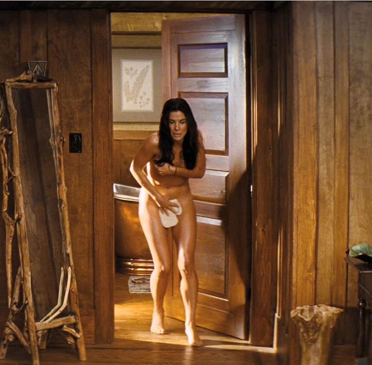 Sandra bullock nude scene pron galleries
