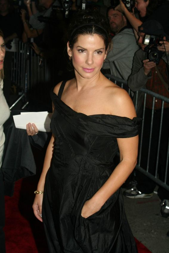 Sandra bullock see through