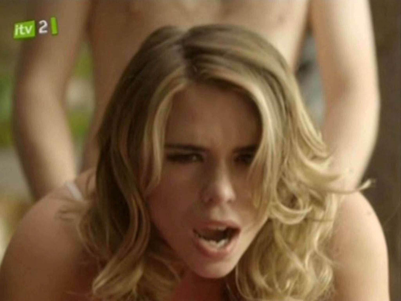 секс видео билли пайпер
