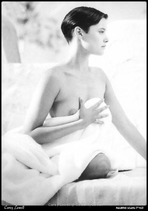 carey lowell nude