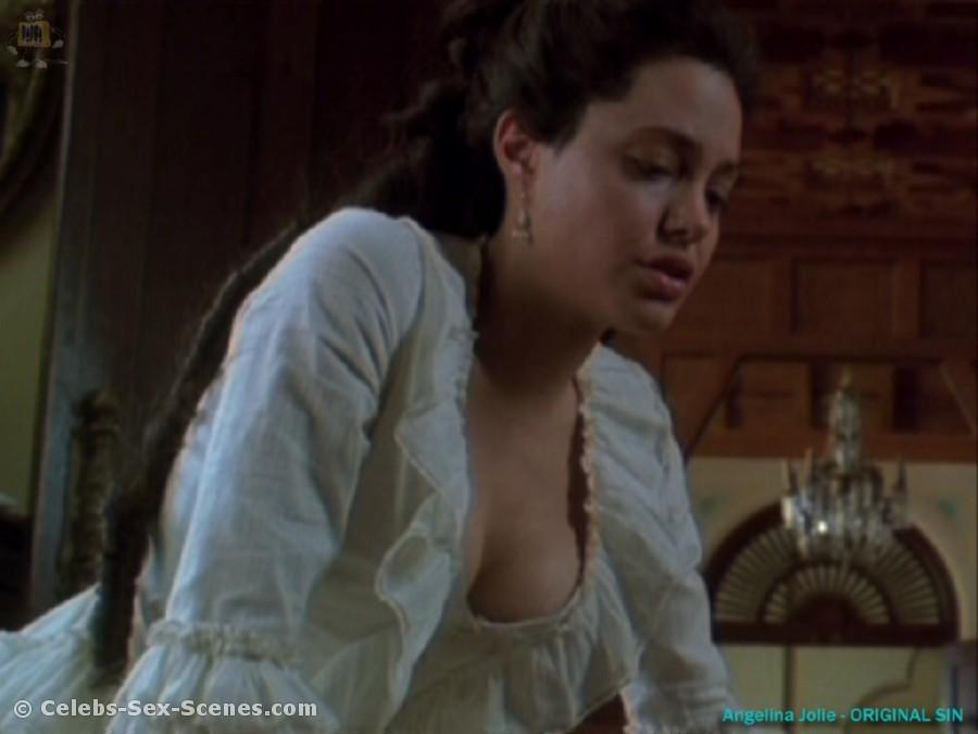 Anjolina jolie having sex