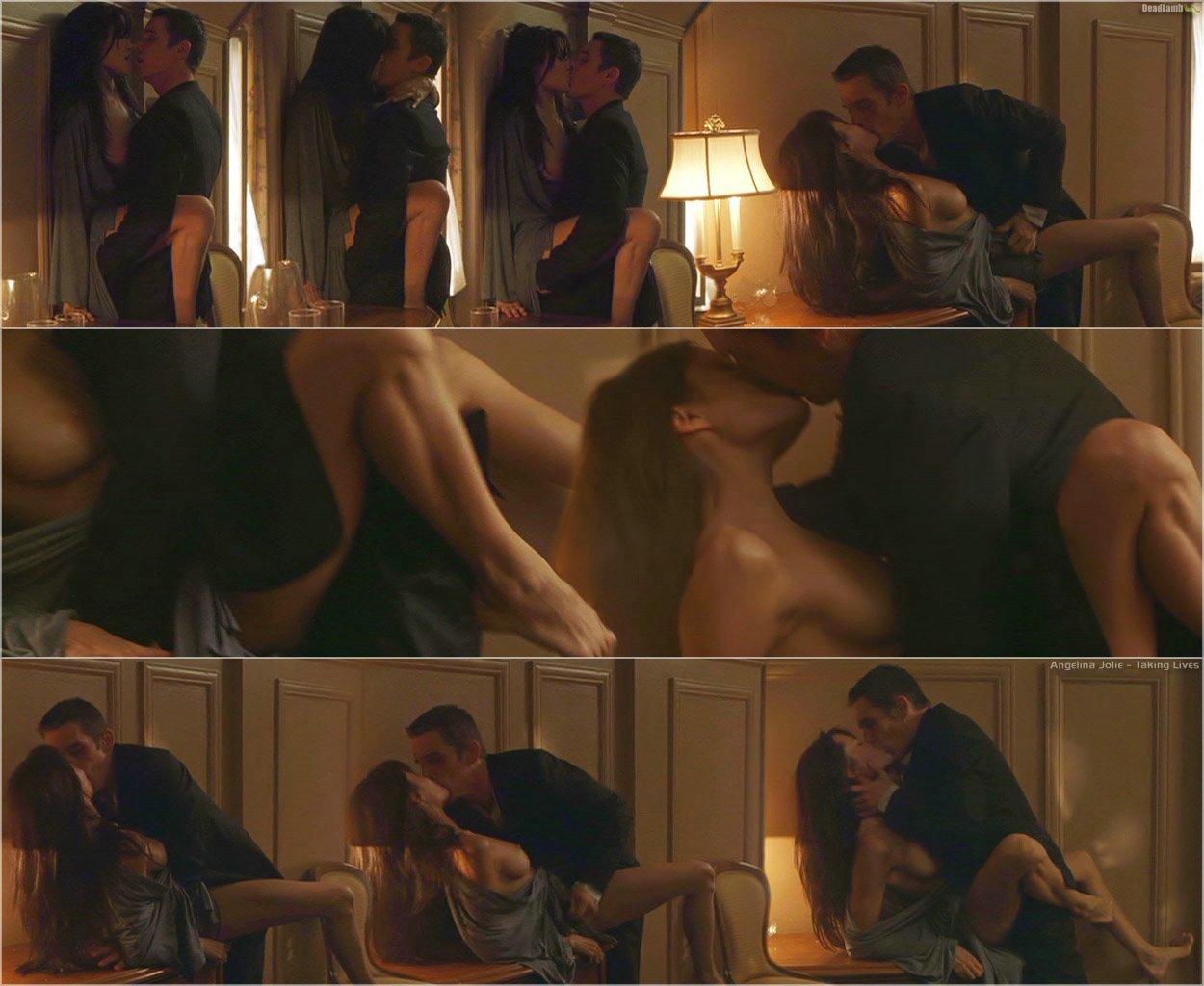 Lives taking Angelina sex scene jolie