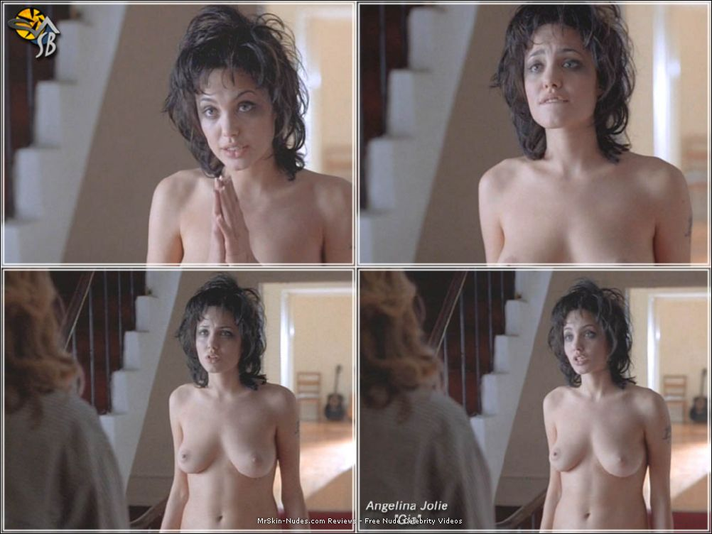 angelina jolie nude movie scene № 57103