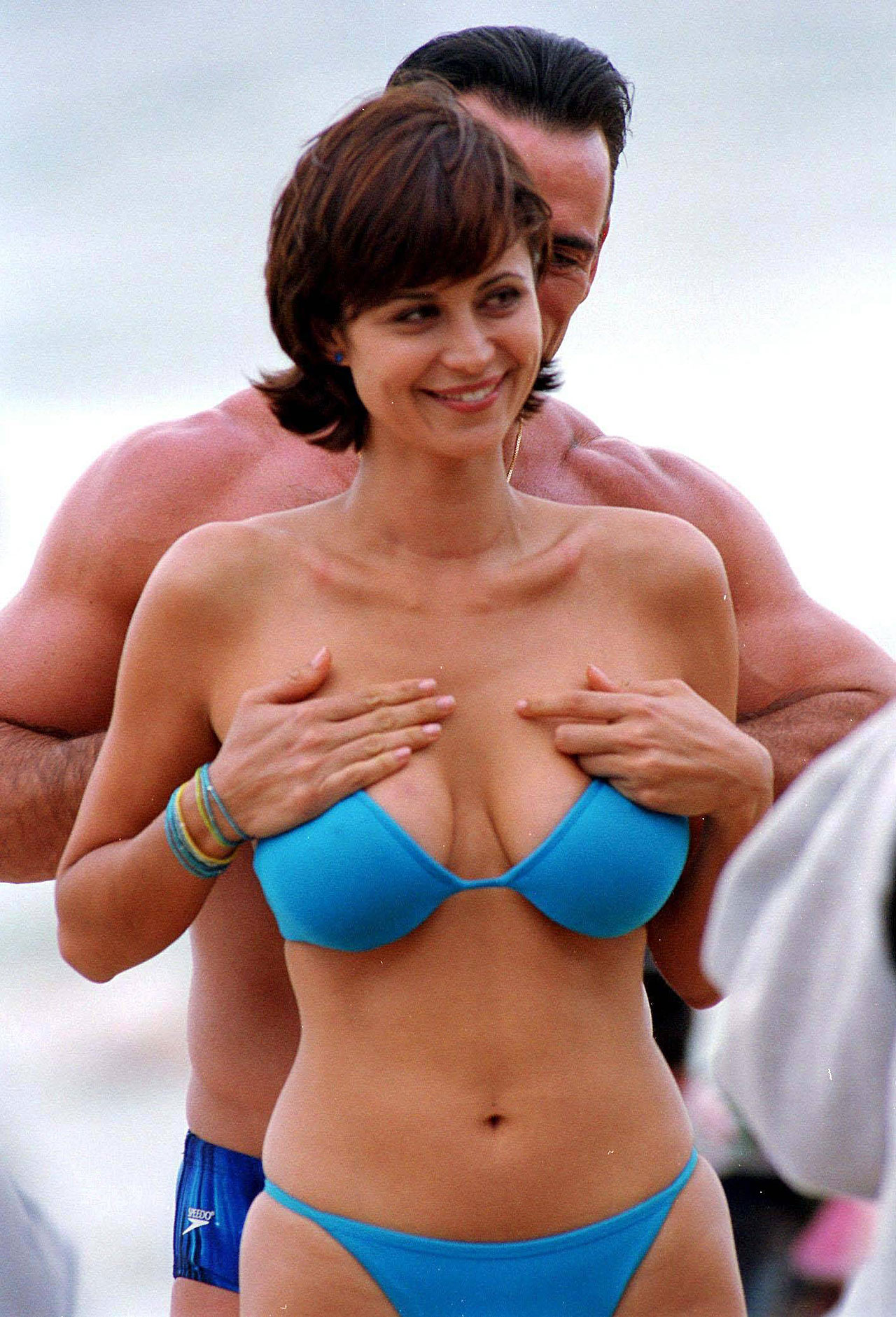 Catherine Bell | Viewing picture catherine-bell-11.jpg: www.leakedcelebs.com/catherine-bell/opens-up-her-blouse-to-expose...