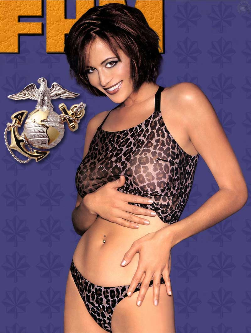 Catherine Bell No Panties 48