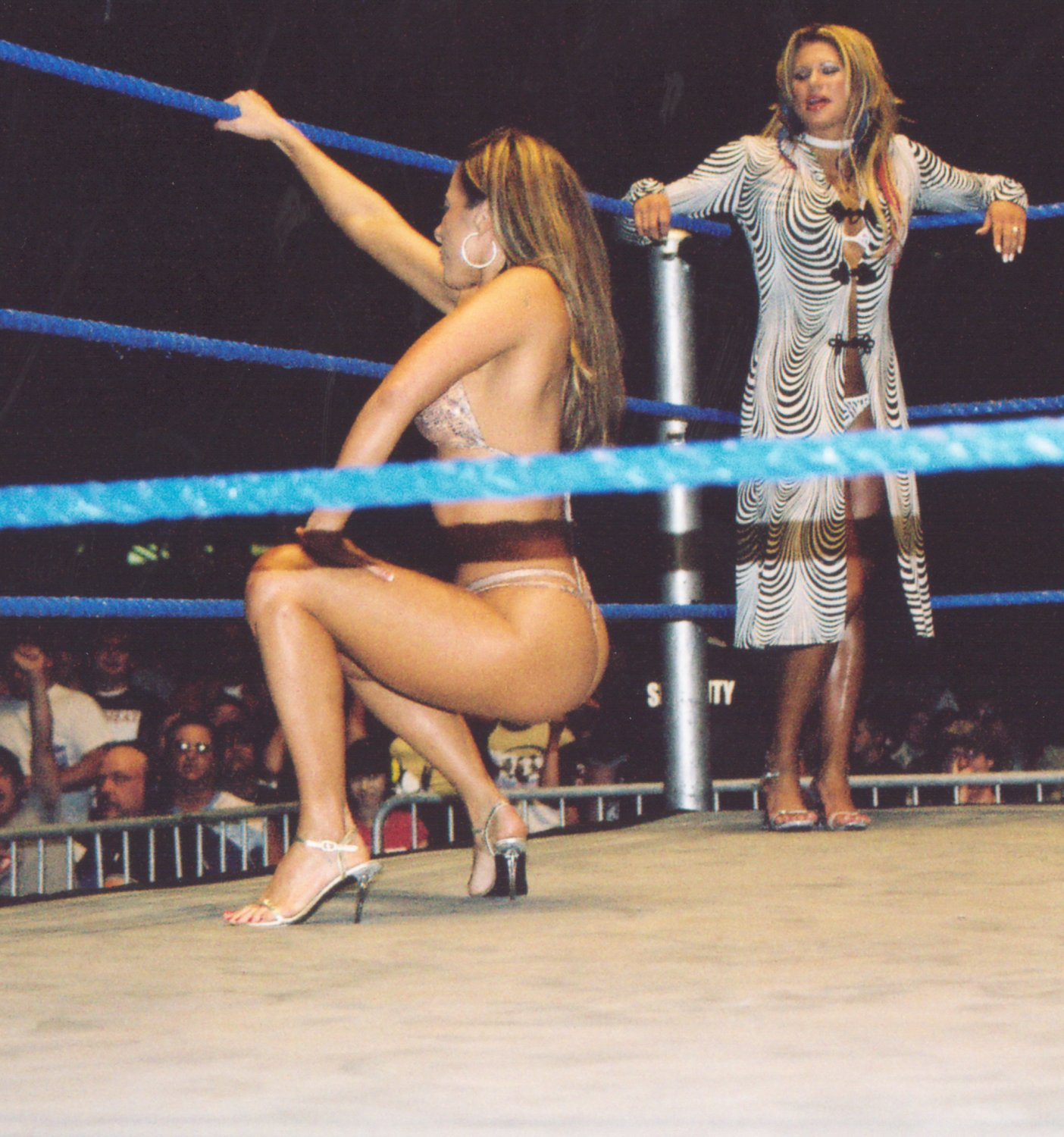 Dawn marie upskirt pictures