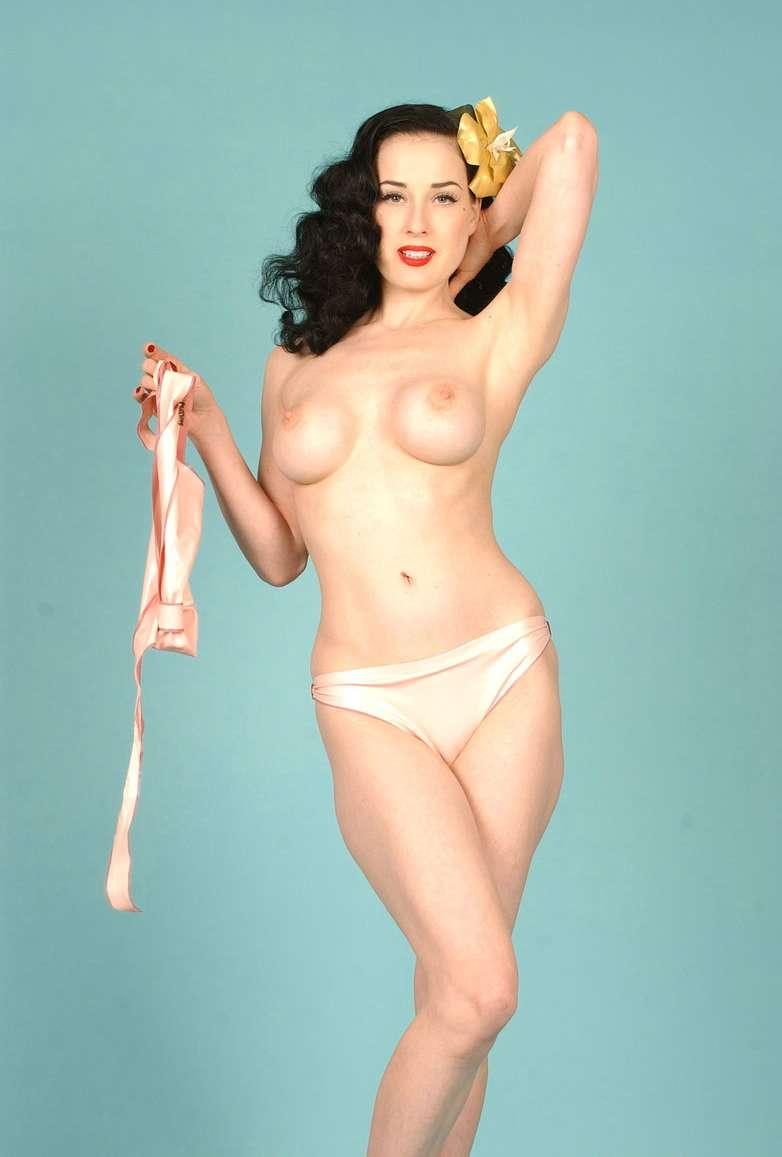Bikini de Dita von teese