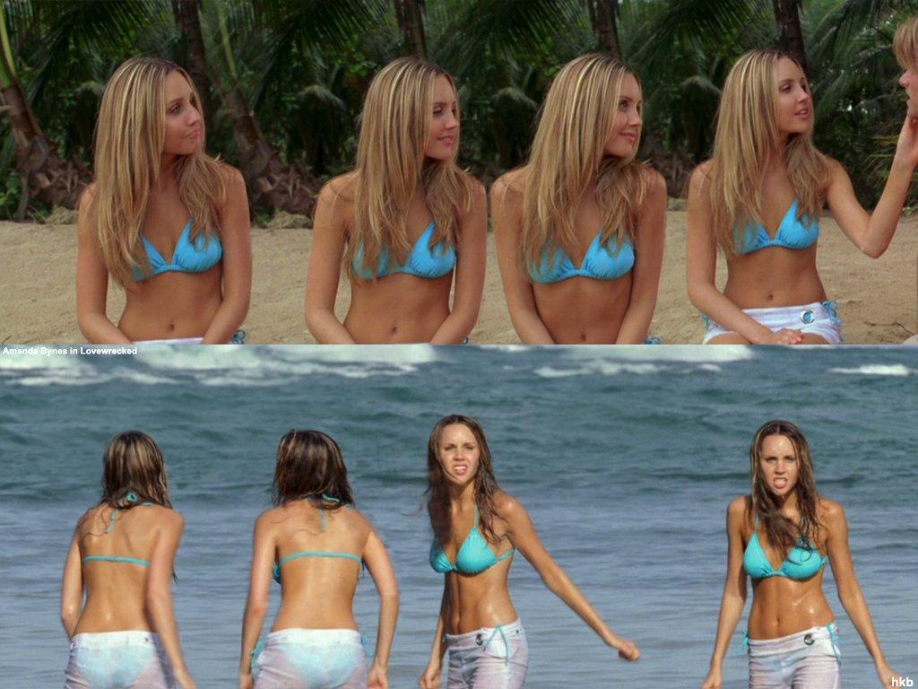 Amanda byrnes bikini