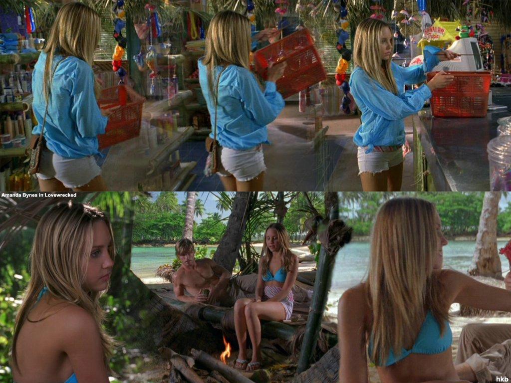 Amanda bynes bikini lovewrecked