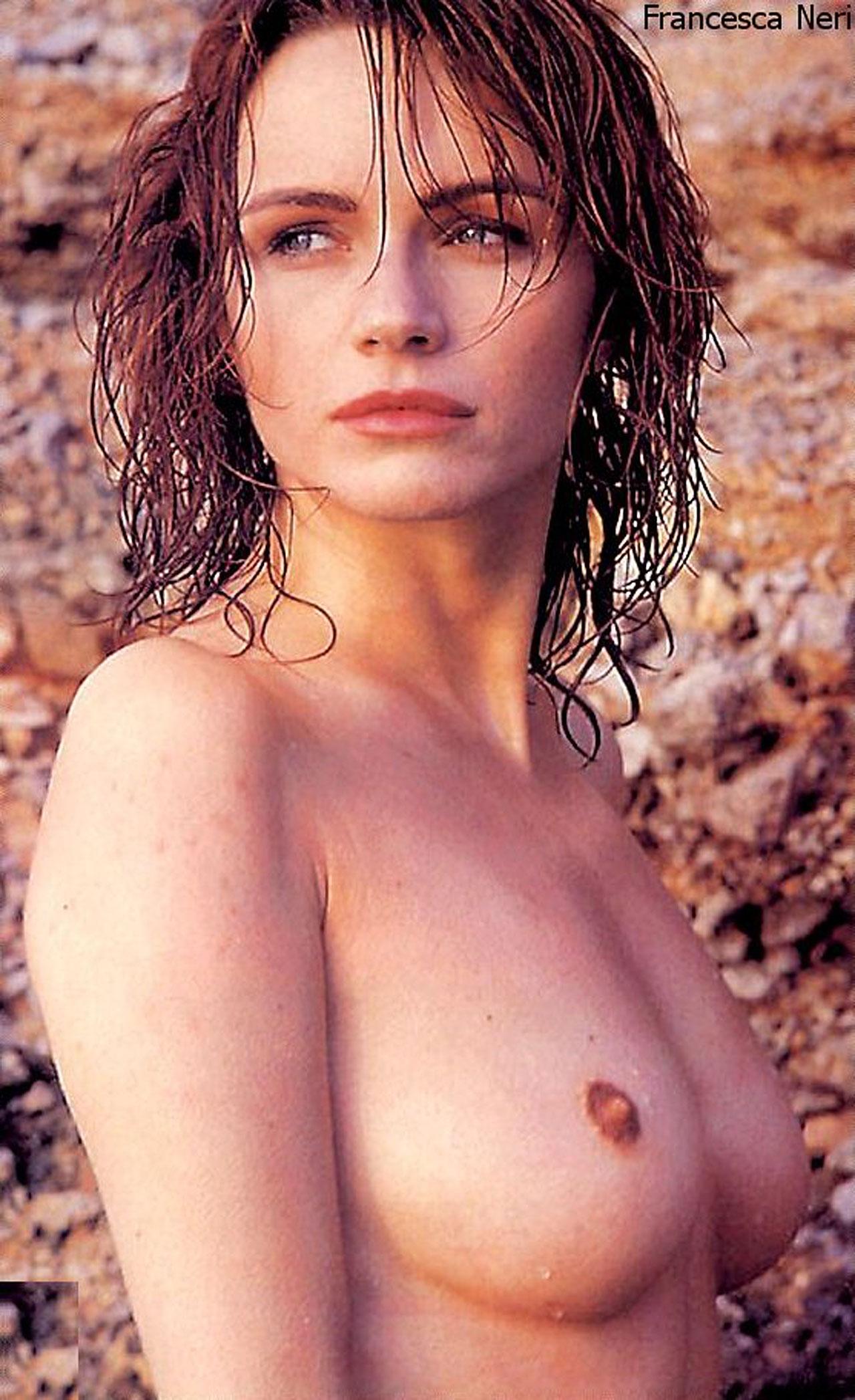 Francesca neri nuda