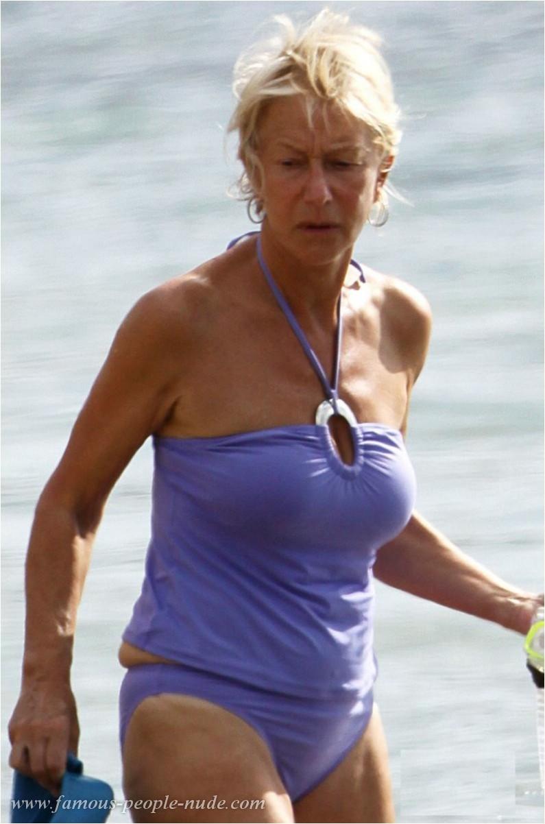 Helen Mirron Nacktbilder