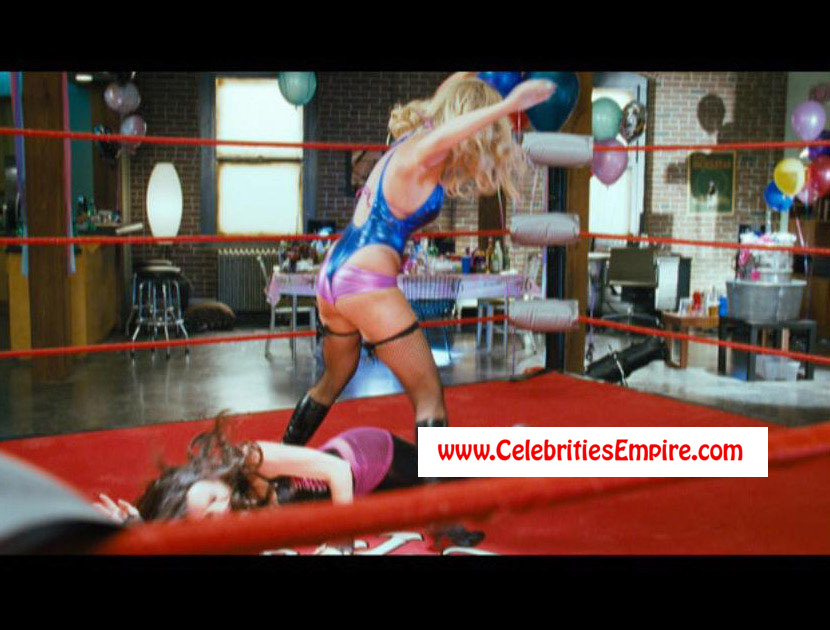 Naked Women's Wrestling League bests Carmen Electra in court ru. - LA.