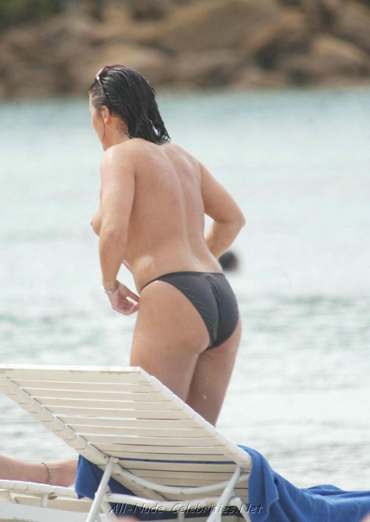 Jessie wallace naked