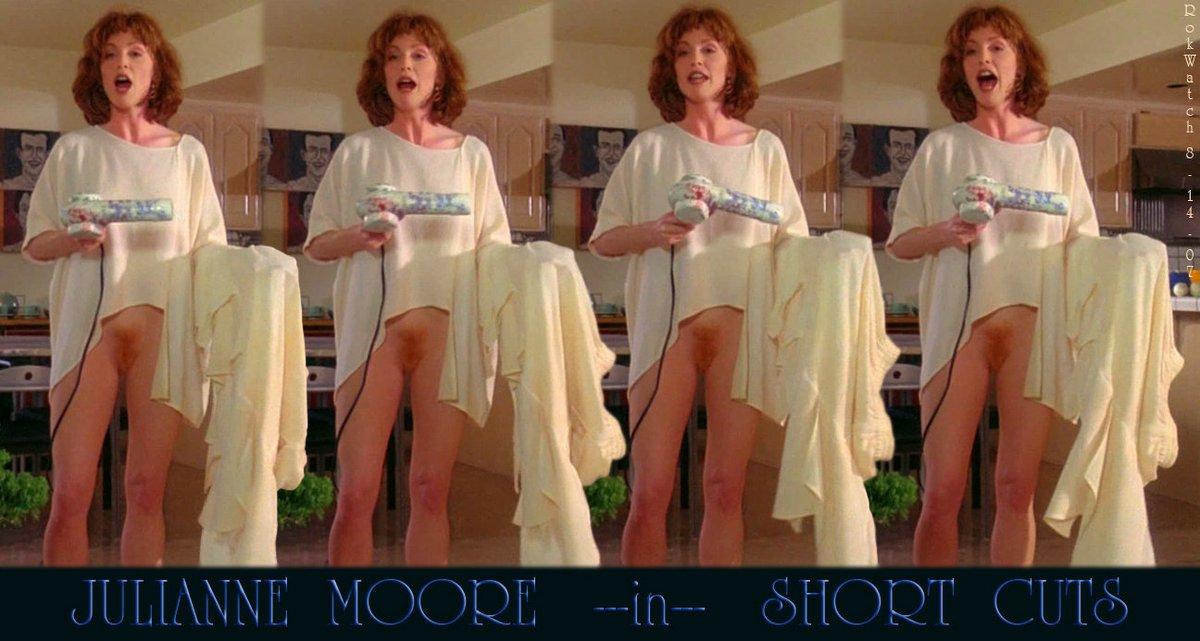 Julianne moore nude short cuts