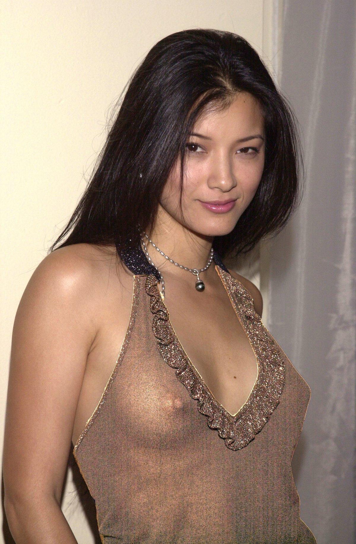 Kelly Hu Nude