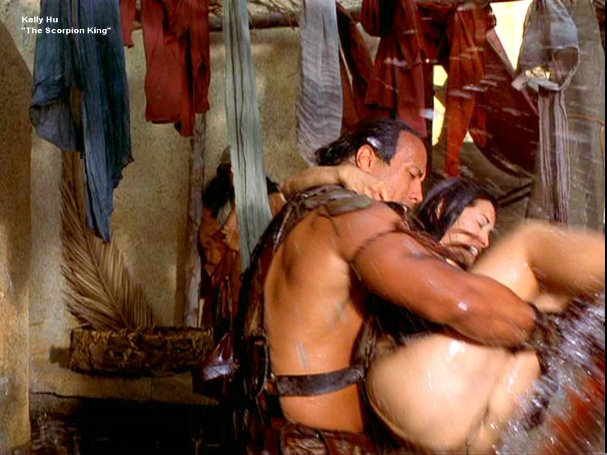 Naked Kelly Hu Nude
