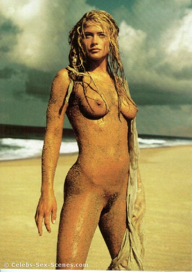 Hot Luciana Damon Nude Png