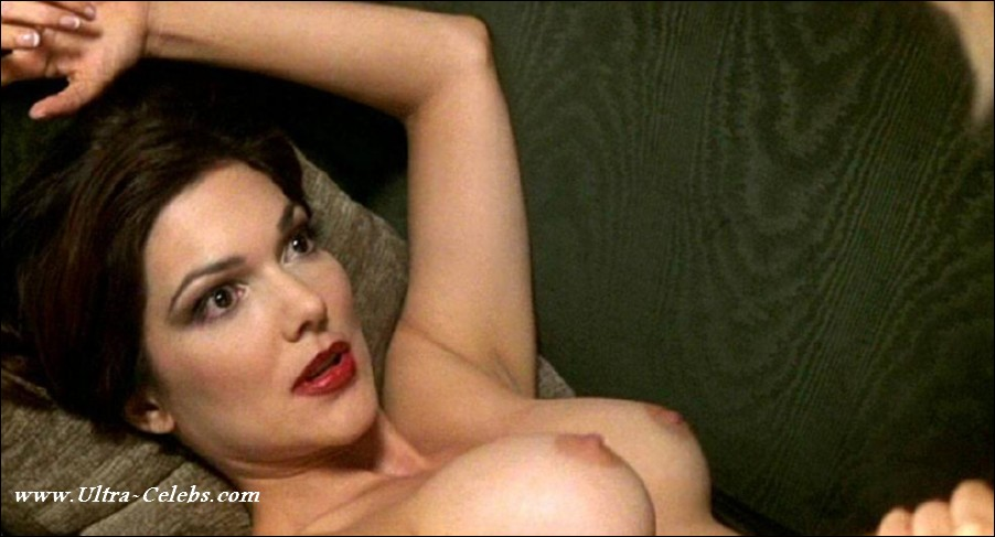 laura harring naked