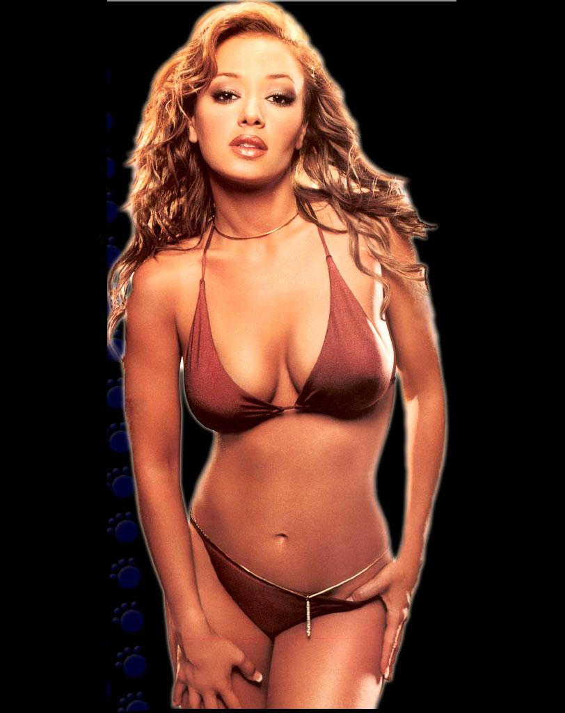 Leah rimini bikini