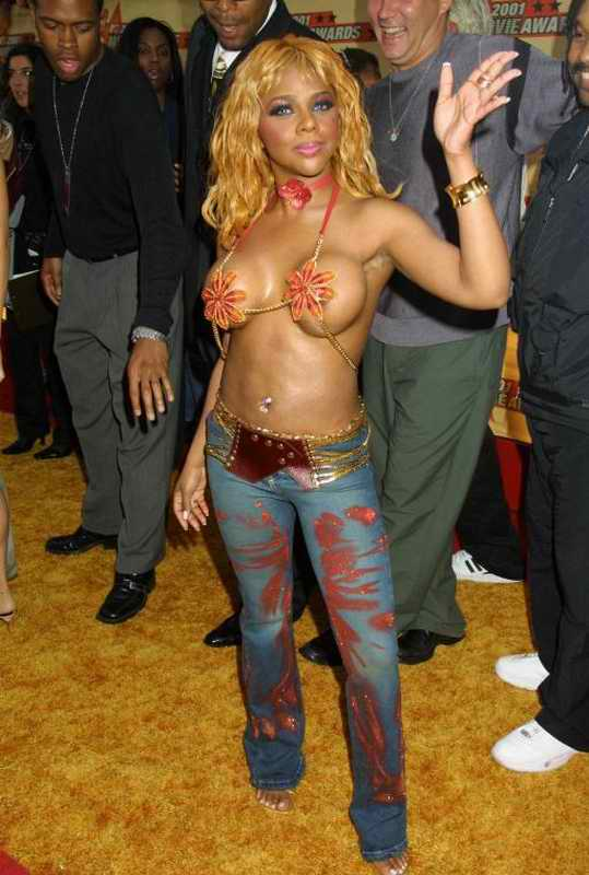 Lil kim naked pic