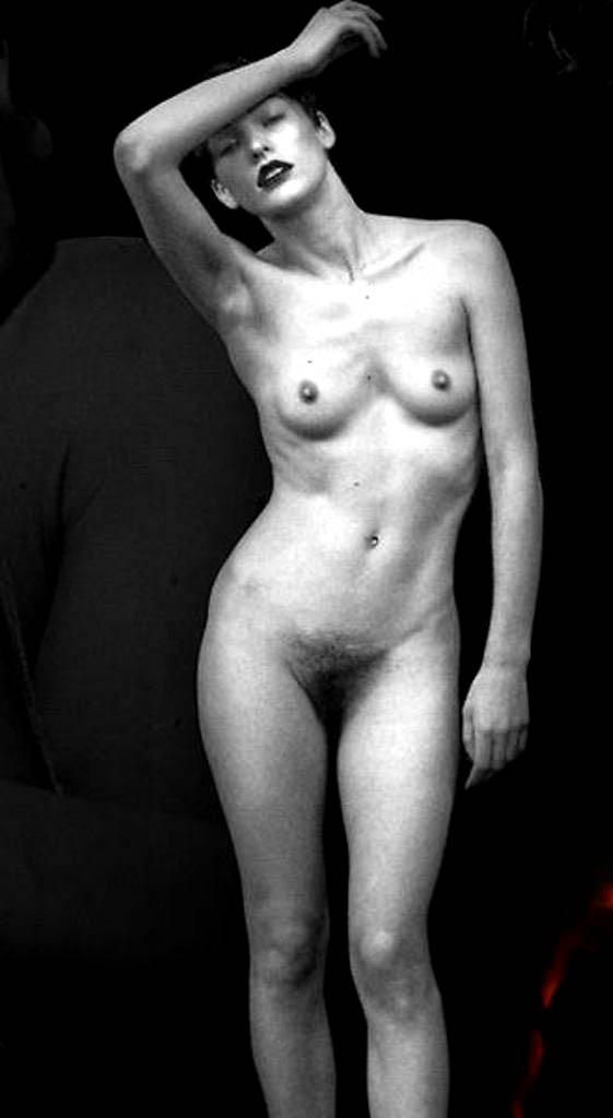 naked pictures milla jovovich