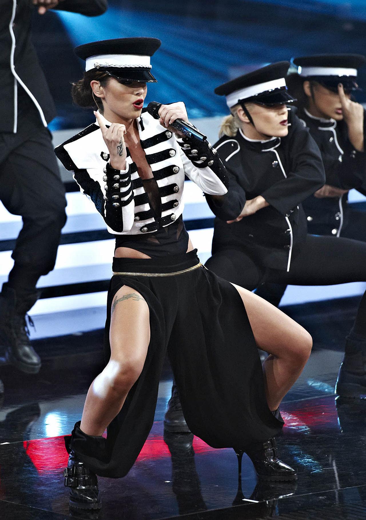 Cheryl cole fashion police 76