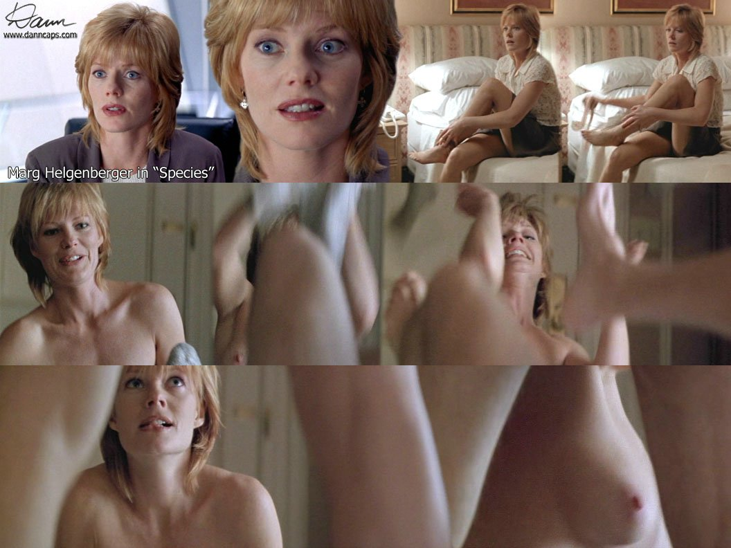 marg helgenberger any topless