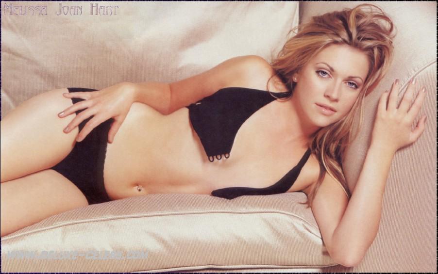 Melissa joan hart naked pregnant