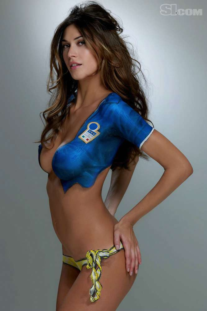 Melissa Satta | Viewing picture melissa_satta_16.jpg: http://www.leakedcelebs.com/melissa-satta/posing-nude-with-body-paint-on-her-tits-n-sexy-pussy/melissa_satta_16.jpg/