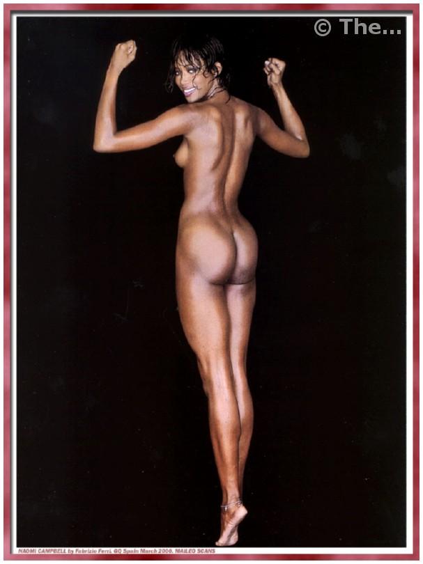 эротические фото наоми кэмпбелл