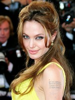 Pictures of Angelina Jolie