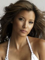 Kelly Hu hands | Naked body parts of celebrities